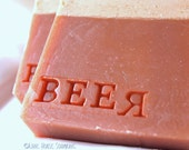 Beer Scented Cold Process Man Soap made with Smithwick's Irish Ale - Father's Day Gift Idea