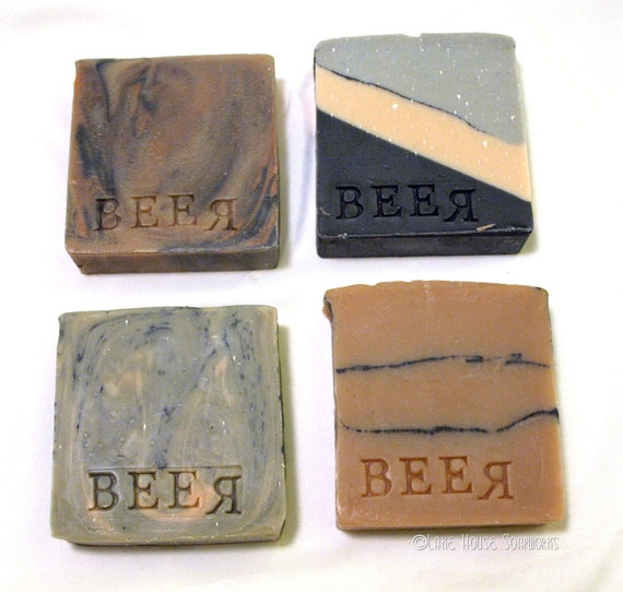 Reserved for Elizabeth B - The Wisconsin Beer Soap Collection - Reserved
