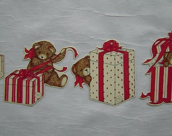 Vintage Gift Tags 1984