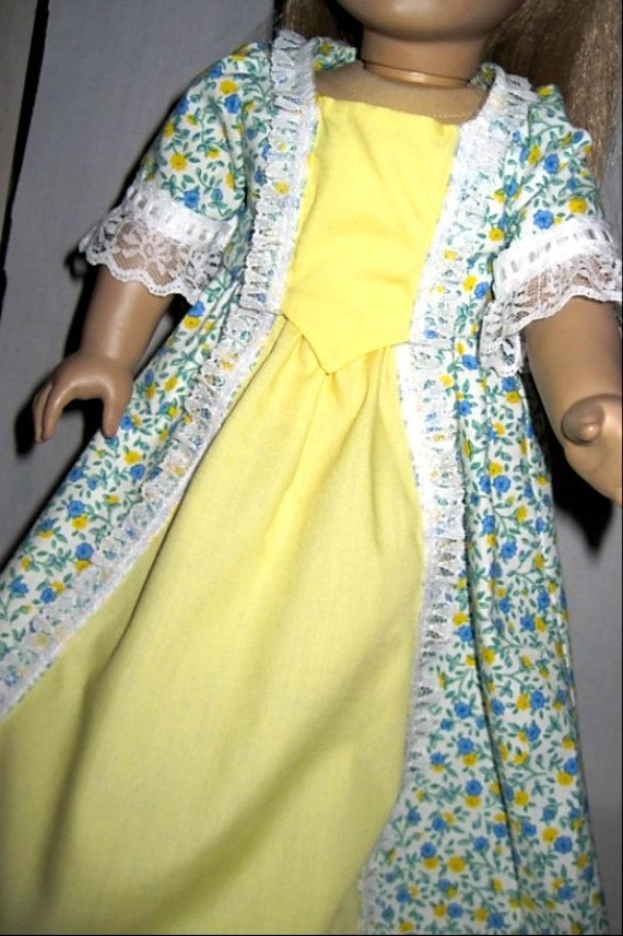 3pc Colonial Set for 18 inch dolls