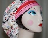 EYEGLASS Banded Bouffant Surgical Cap by Nurseheadwear