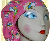 Smurfette Banded Bouffant Surgical Cap