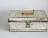 1890 Antique Spice Box