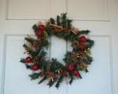 Black Friday SALE  Christmas wreath