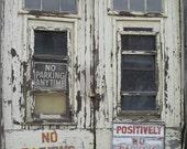 The Doors - No Parking   -   Fine Art Photography