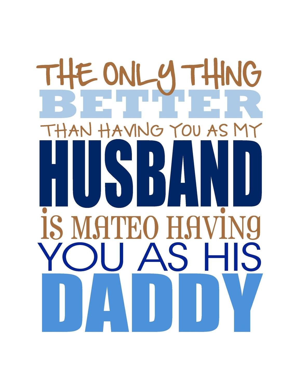 daddy husband