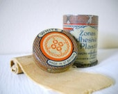 Johnson and Johnson Adhesive Bandage Tin Great Britain
