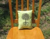 Customizable Tree of Life Pillow