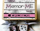 Memor-ME Game - your personalized version of Memory - 40 square pieces
