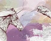 Narwhal & Unicorn Custom For Stephanie G