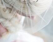 Birdcage Veil - The Seraphine Birdcage Veil