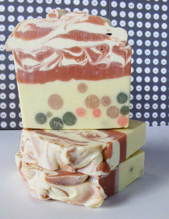 Rice Flower & Shea Handcrafted Shea Butter Soap