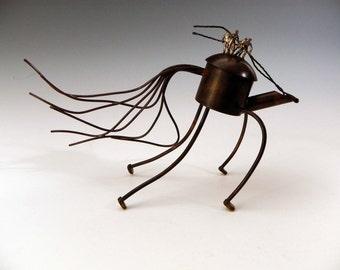 Riding the Wild Teapot