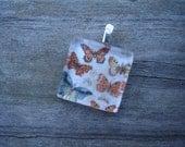 Many Butterflies Pendant