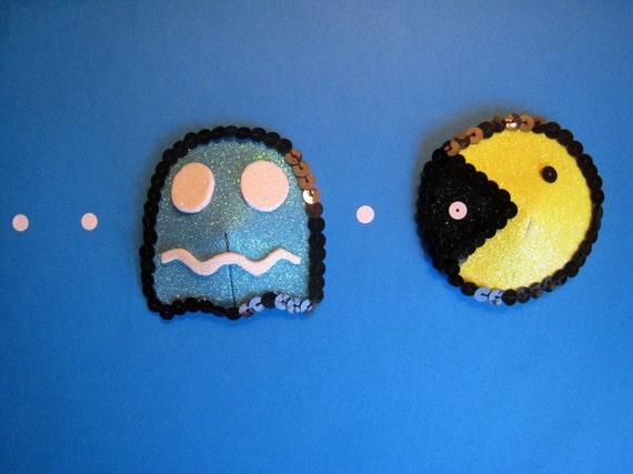 Mr. Pacman pasties