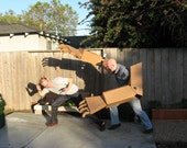 Giant Cardboard Robot Arm Making Kit