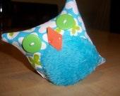 Owl Mini (blue)