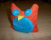 Owl Mini (orange)