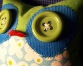Stumpy - An Owl Plush