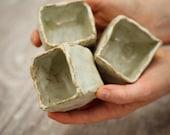 Mini Ceramic Box, Salt Cellar