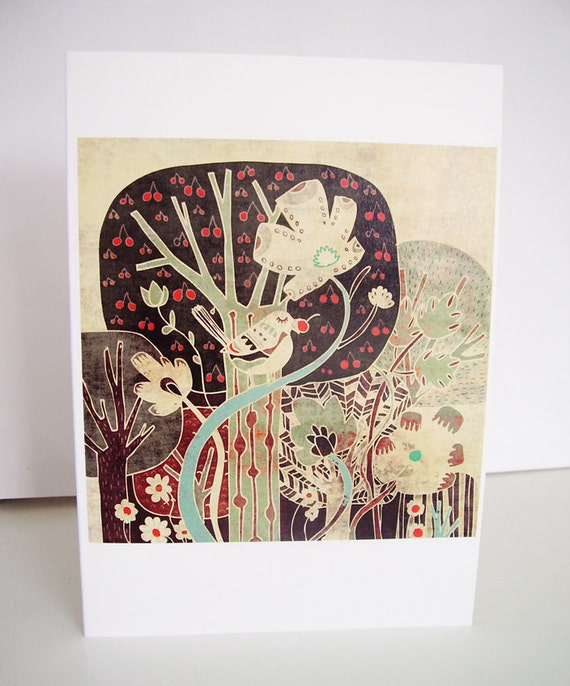Forest card