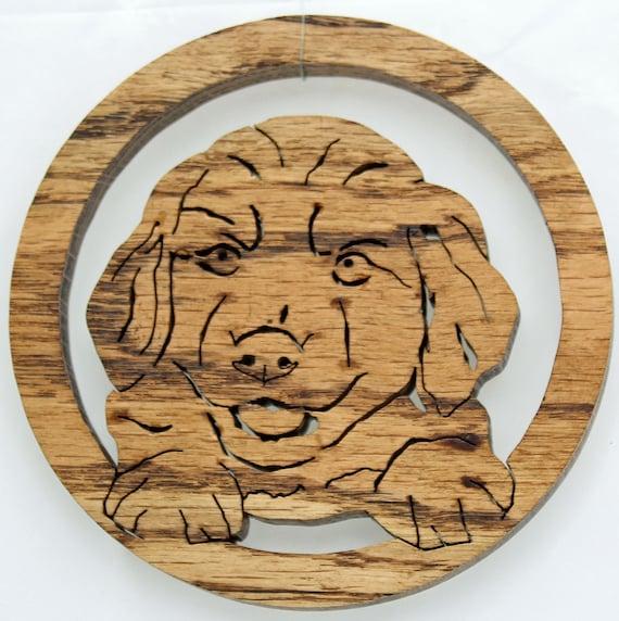 """Puppy Red Oak 5 1/4"""""""