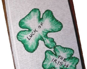 Luck of the Irish JOURNAL