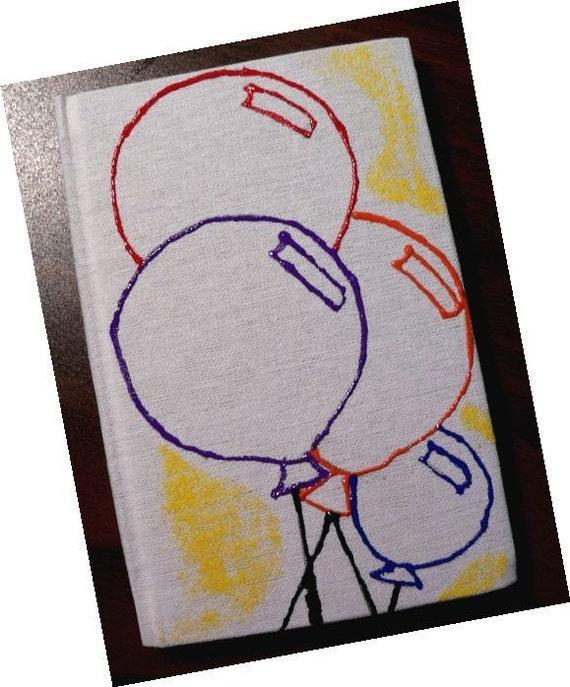 Balloons - Small Journal