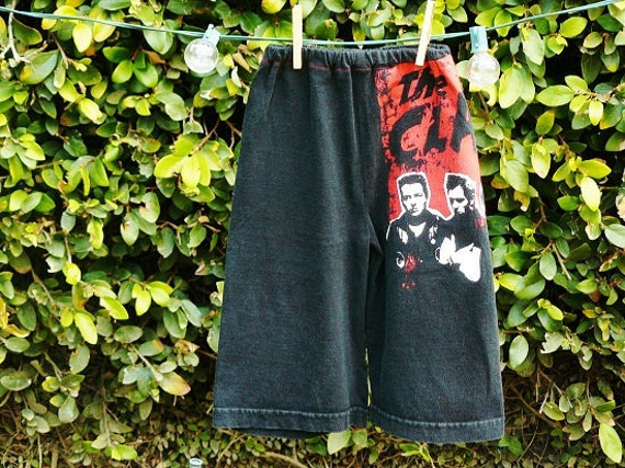 RESERVED------The Clash T-Shirt Pants