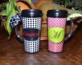 Travel Coffee Mug - Acrylic Personalized