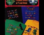FUNtastic Borders Cross Stitch leaflet