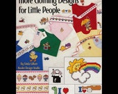 Cross stitch leaflet More Clothing Designs for Little People