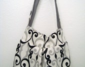 Black and white purse   Reserved for Jaime