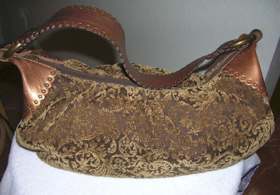 Hold Reserve - Tapestry Purse