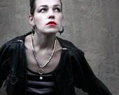 SALE - Lisbeth Salander necklace
