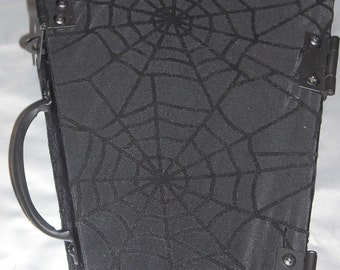Spider Web Coffin