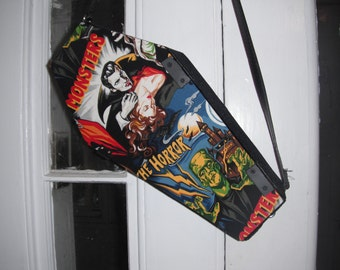 Dracula Coffin Purse