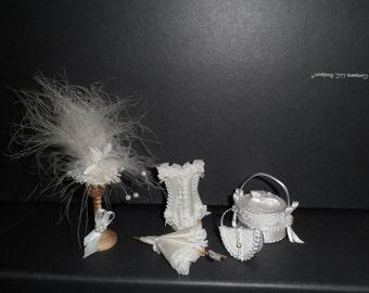 1-12th  scale  fashion set