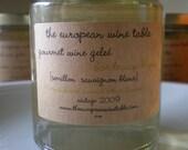 Bordeaux Blanc Gourmet Wine Gelee Vintage 2009