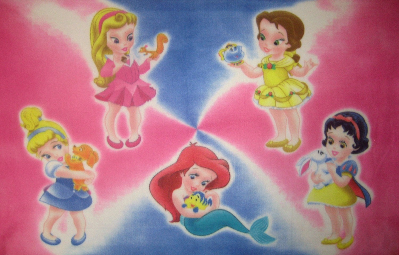Disney Baby Princess Cinderella Sleeping Beauty Belle Snow