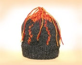 Volcano hat - Inspired by nature - From wool