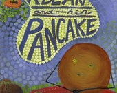 A Bean and her Pancake - original book