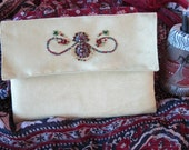 Hand Embroidered Kindle Case
