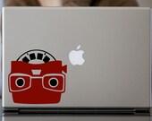 View Master Macbook Decal /  Macbook Sticker / Laptop Decal