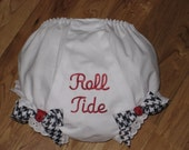 Alabama Roll Tide Bloomers