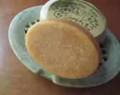 Goat Milk Soap- Spicy Lemongrass