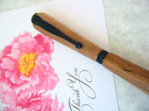 Bradford Pear Wooden Pen -- a classic gift