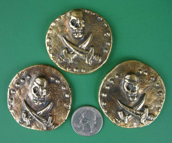 Pirate Coins – HD Wallpapers