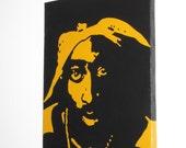 11 inch x 14 inch Tupac Shakur Painting