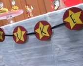 Woody/Toy Story-Personalized Name Birthday Banner
